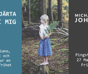 Ditt hjärta slår i mig – Bokrelease med Michael Jeff Johnson