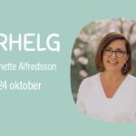 Körhelg med Jeanette Alfredsson